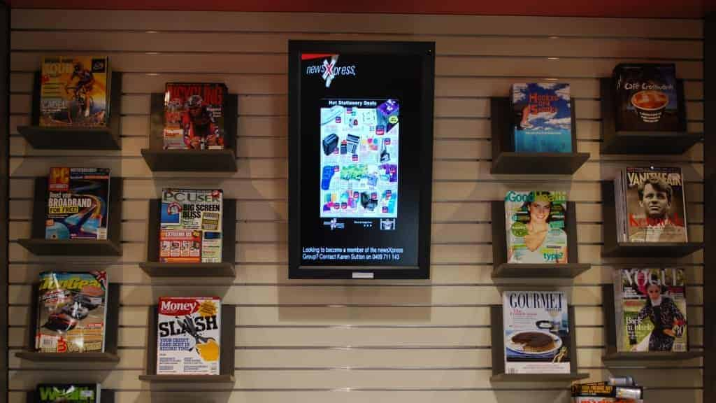 Digital Signage – newsXpress