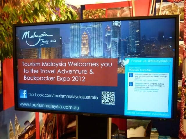 Advertise Me Digital Signage Tourism Malaysia