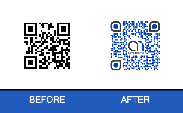 Custom QR Codes Slider