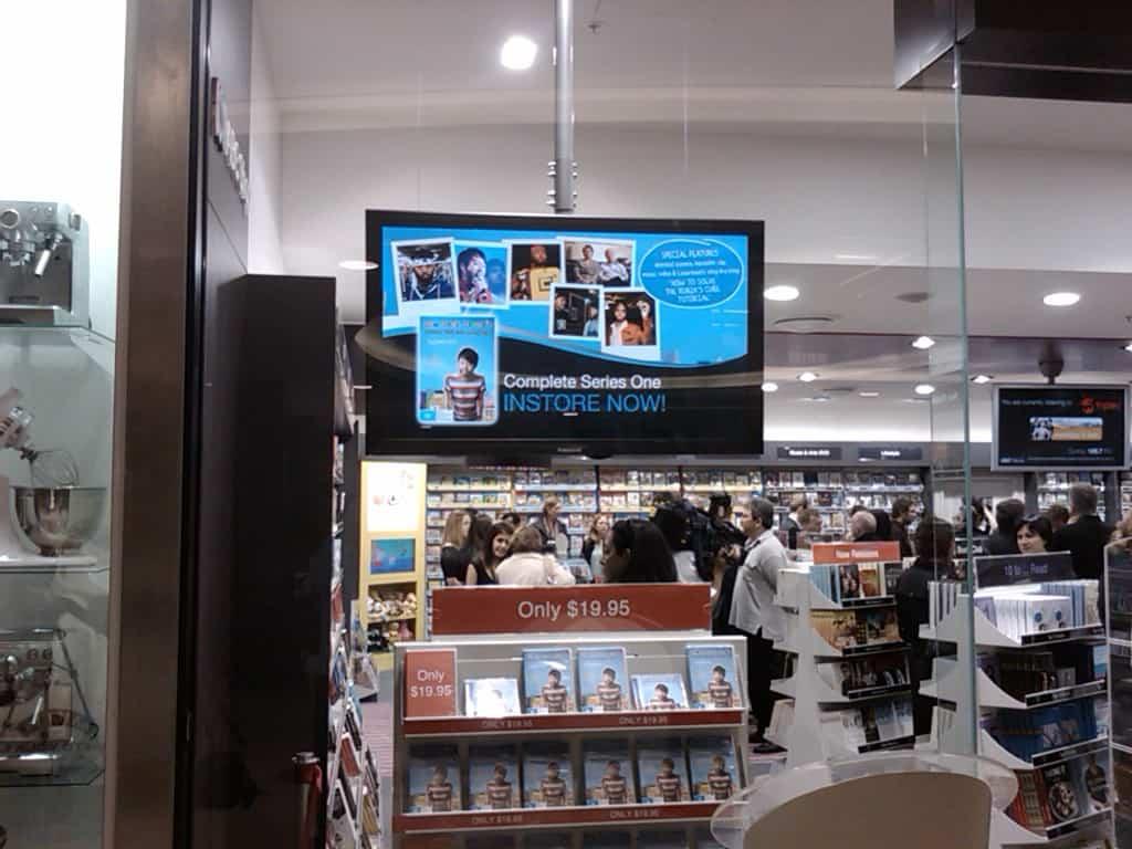 Advertise Me - Digital Signage ABC Shop Window
