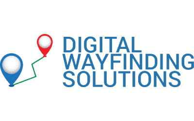 Digital Wayfinding Solutions - Logo