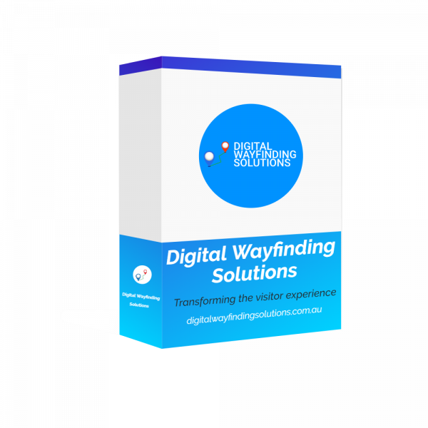 Advertise Me Digital Wayfinding Solutions Product