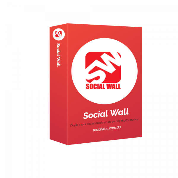 Advertise Me Social Wall