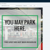 Advertise Me Digital Signage Car Park Module Car Park Calendar Bookings Not Reserved