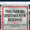 Advertise Me Digital Signage Car Park Module Car Park Calendar Instance