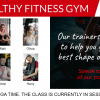 Advertise Me Digital Signage Staff Roster Module Gym Fitness Trainers Directory