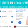Advertise Me Digital Signage Staff Roster Module Hospital Medical Centre Department Directory